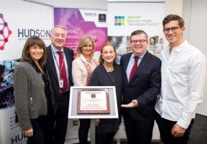 Launch of the Gandel Genomics Centre